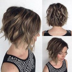 ] Modern Short Hairstyles Ideas For Women With Thick Hair Curly Stylish Short Haircuts For Thick And Wavy Hair Womans Day Short Wavy Haircuts Archives Shorthaircutcom Stylish Short Haircuts, Short Hairstyles For Thick Hair, Haircut For Thick Hair, Curled Hairstyles, Short Hair Cuts, Short Hair Styles, Short Pixie, Hairstyles 2018, Pixie Cuts
