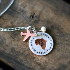 Adopt Africa necklace