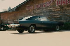 69 Dodge Charger (from Drive Angry)