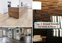 Top 3 Wood Trends of 2017 So Far...