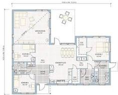 plan maison plein pieds - Recherche Google