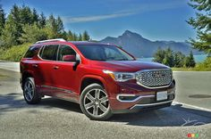 2017 #GMC #Acadia First Drive | Car Reviews | Auto123