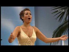 Ruhe sanft sung by Nadine Sierra in Helsinki, Finland