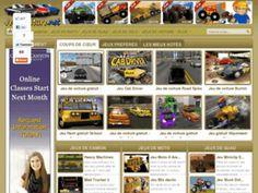Guide des jeux de voitures en ligne