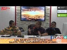 Programa de Hector Delgado Tema: Contaminados por la Union!!! - YouTube