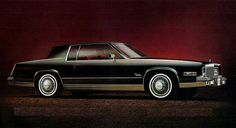 5 Late-Century Luxury Vehicles That Actually Looked Special Cadillac Ct6, Cadillac Eldorado, Car Rover, Cadillac Fleetwood, Futuristic Cars, Old Ads, Wheel Cover, Dream Garage