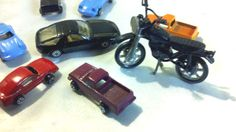 Love diecast vehicles? RARE VINTAGE TOOTSIETOY CARS VEHICLE LOT PORSCHE FORD PICKUP FIREBIRD CORVETTE MOTORCYCLE TOYS - on eBay! $24.98