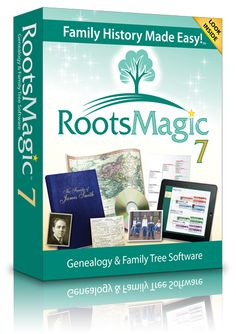 What family history software should you use? Here's a RootsMagic review. Bonus: learn why to use software instead of having a cloud-only family tree.