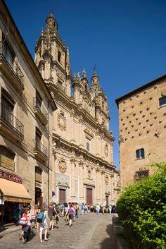 Cinco de los lugares mas bonitos de Salamanca.   Sitios de España