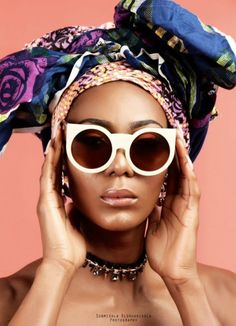 Hot Shots: For The Love Of Print – These Stylish Nigerian Headwrap Pictures Will Amaze You | FashionGHANA.com: 100% African Fashion