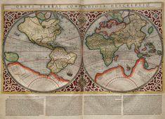 Carnet de vocabulaire: Planisphère