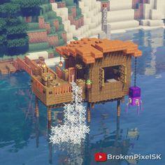 Casa Medieval Minecraft, Minecraft Farm, Minecraft Mansion, Minecraft Cottage, Minecraft Castle, Cute Minecraft Houses, Minecraft Plans, Minecraft House Designs, Amazing Minecraft