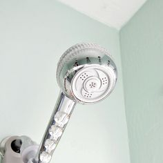 Clean Your Shower Head in Minutes: If you have hard water, it can make a mess of your shower doors and your shower head.