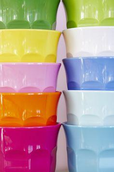 Melamine Cups - AW15