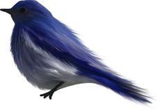 "Photo from album ""Awakening"" on Yandex. Bird Clipart, Views Album, Awakening, Clip Art, Birds, Yandex Disk, Animals, Scrap, Blue"