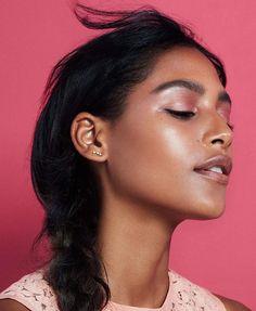 New beauty work 🎨 #beauty #wilhemina #campaign