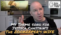 Hey @jessicachastain! To help you promote #TheZookeepersWife at tonights @tiff_net screening Ive written you a theme song! Let me know what you think! Direct YouTube link is in my bio. (I also tagged you on Facebook and Twitter.) If you have any suggestions you can let me know tonight.  #JessicaChastain #Toronto #movie #song #music #comedy #Hollywood #celebrity  I am a: #TravelBlogger #LifestyleBlogger #foodblogger #entertainmentblogger #vlogger #YouTuber #podcaster #radiohost #tvhost…
