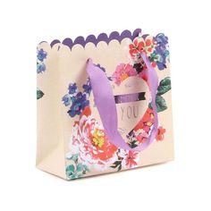 Image result for wedding floral gift bag