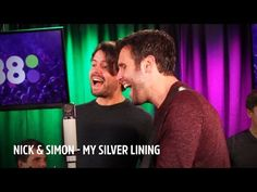 Nick & Simon - My Silver Lining (live bij Evers Staat Op) - YouTube