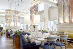 Byblos (Miami Beach, United States), The Americas Restaurant   Restaurant & Bar Design Awards