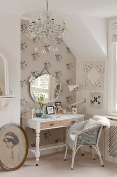 Little Emma English Home: Shabby