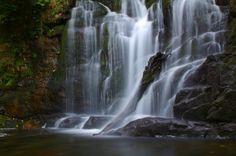 Torc Falls, Ireland.