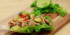 San Choy Bau - The Healthy Eating Hub