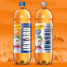 A G Barr is giving IRN-BRU fans the chance to re-trace The Snowman's Journey from its iconic festive TV commercial. Potential Beverage Innovation Awards winner at Drinktec?