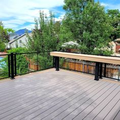 Virtually maintenance-free and easy-to-install pre-assembled, horizontal cable railing panels for unobstructed views. Learn more. #outdoorlivinginspiration #backyarddesign #outdoorliving #homerenovations #patioinspiration Cable Railing Systems, Outdoor Living, Outdoor Decor, Backyard, Inspiration, Biblical Inspiration, Outdoor Life, Patio, Backyards