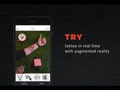 Novo aplicativo permite usuário testar tatuagem antes de partir para a agulha   Tattoo - O Globo