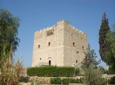 Kolossi Castle - Limmassol, Cyprus
