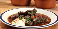 Beef Bourguignon from Chef Adrian Richardson