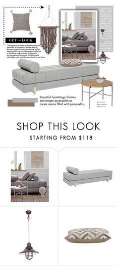 """""""Get the Look - Nordic Minimalism"""" by cruzeirodotejo ❤ liked on Polyvore featuring interior, interiors, interior design, home, home decor, interior decorating, Bloomingville, Jayson Home, Home and furniture"""