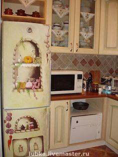 Mural fridge