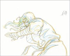 as-warm-as-choco:Key-Animation from AVATAR: The Legend of Korra...