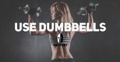 TIP OF THE DAY: Why Dumbbells are Great for Building Muscle!  Ever wondered why dumbbells have become an integral part of weight training session? #MrSport explains why we should use dumbbells to improve muscle look and performance.