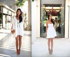 Womens White Summer Dresses - Dress Ty - Love White Clothing ...