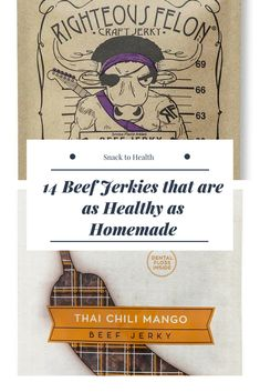 The indie jerky market is booming. Dental Floss, Beef Jerky, Indie, Mango, Snacks, Homemade, Healthy, Day, Crafts