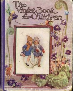 The Violet Book for Children