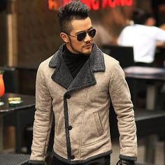 2016 Autumn vintage old leather jacket men wool lining men warm fur collar jacket Mens Faux leather short jacket coat F1055 http://thegayco.com/products/2016-autumn-vintage-old-leather-jacket-men-wool-lining-men-warm-fur-collar-jacket-mens-faux-leather-short-jacket-coat-f1055