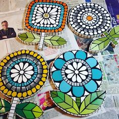 Images about #mosaicflowers tag on instagram
