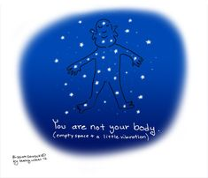 Buddha Doodle - 'Not Your Body' by Mollycules