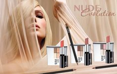 Make Up Factory Nude Evolution Summer 2016 Collection
