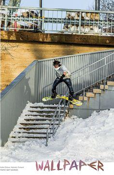 Jib  #snowboard #snowboarding #sport