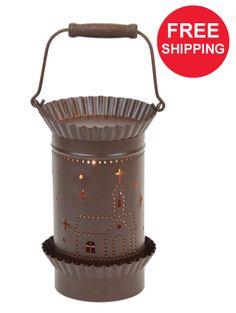 Church Tin Tart Warmer – MNM Gifts