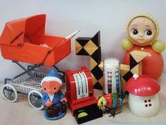 Retro 2, Retro Vintage, Doll Furniture, Old Toys, Miniature Dolls, Childhood Memories, Berlin, Miniatures, Czech Republic