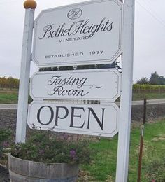 Try the Bethel Heights Chardonnay at Stetson's Chop House, this week's Cellar Selection!
