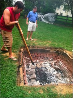 Classic Events By Kris: Pig Roast Party: Part 2