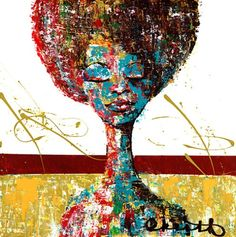 """Universoul (Female)"" by Kevin O'Keith"