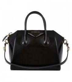 db69c5b164f7 Givenchy Small Antigona Duffel    Black bag Luxury Purses